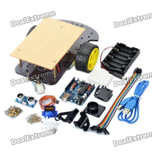 Ultrasonic Smart Car Kit